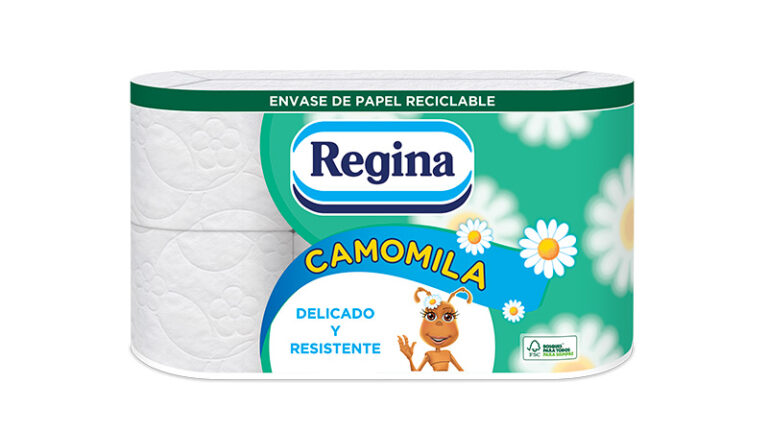 Regina Camomila - regina paper for people