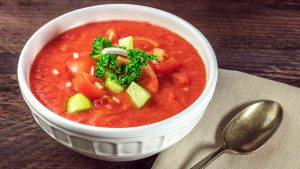 gazpacho - regina paper for people
